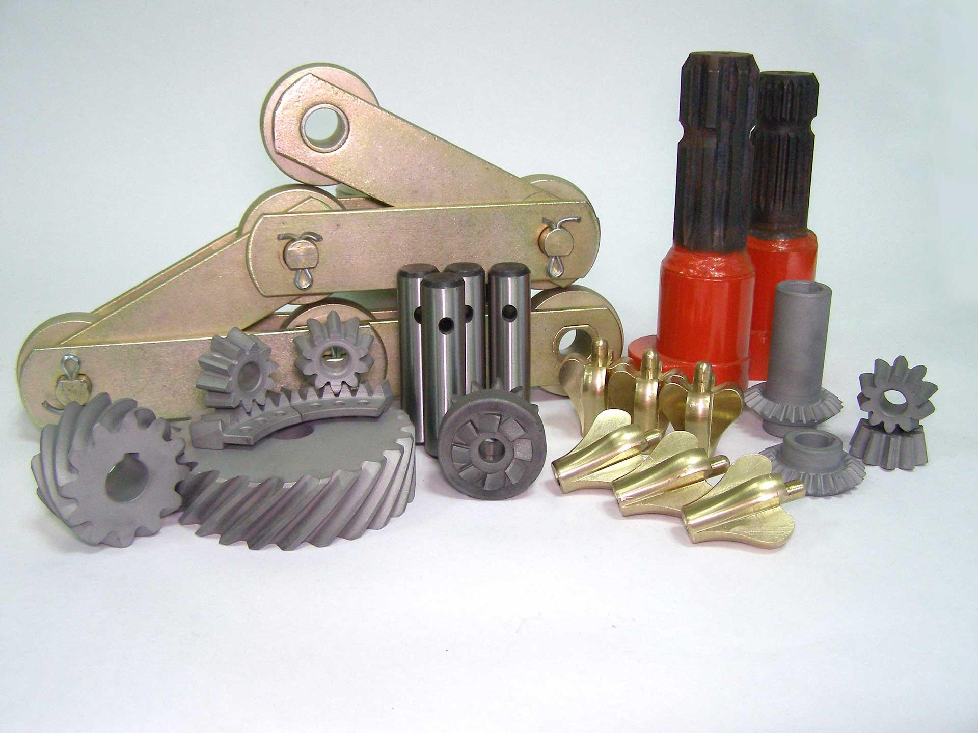 Mechaninis apdirbimas- vienetinė detalių gamyba pagal pavyzdį ar brėžinį.